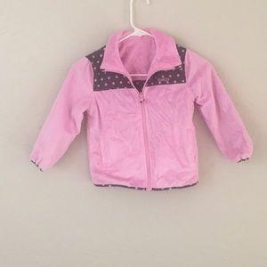 Girls size 4Reversible Jacket
